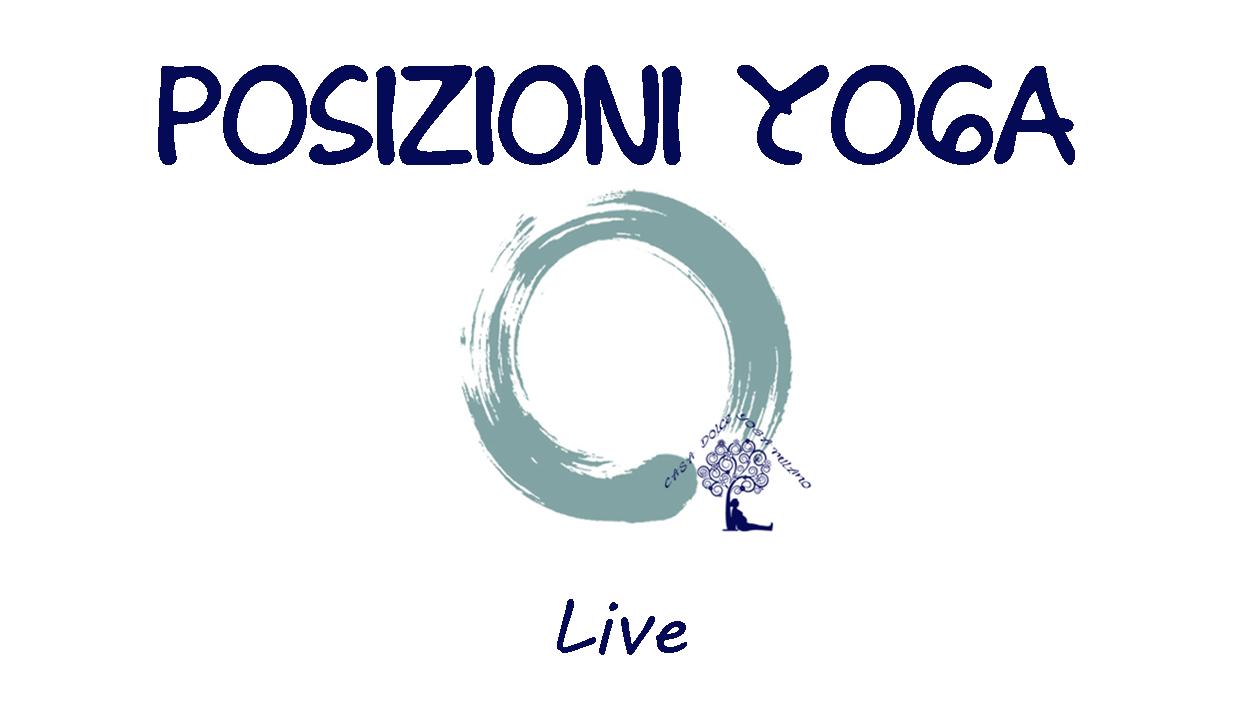 posizioni yoga online